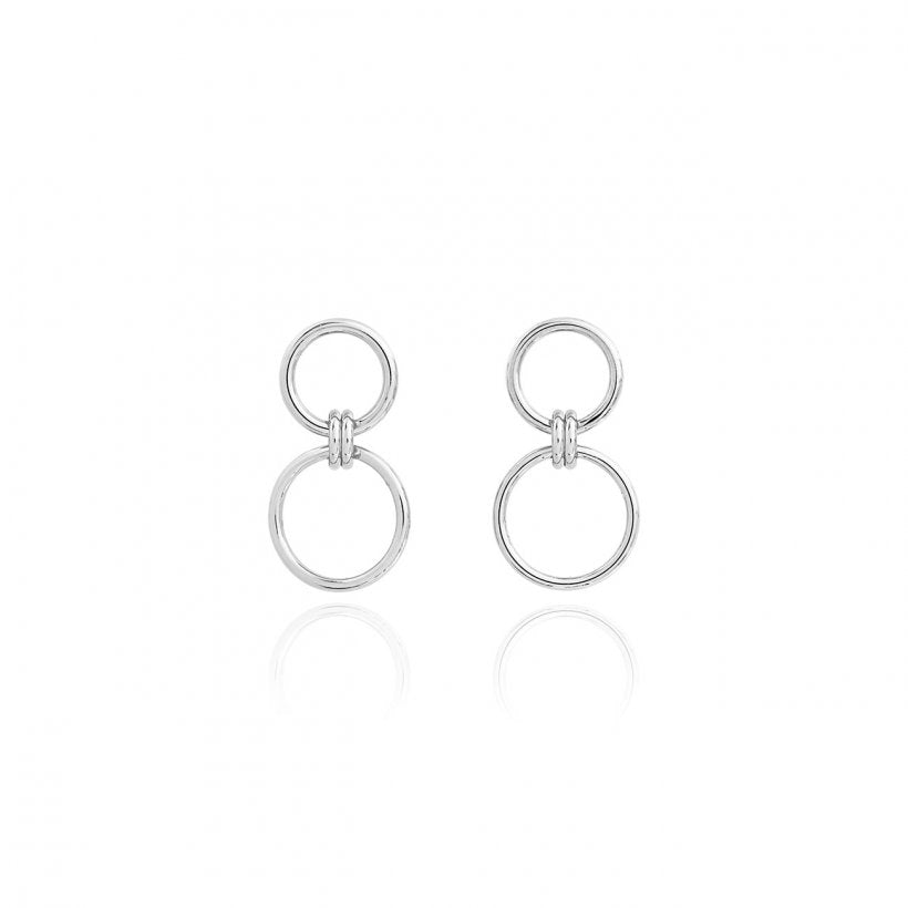 Joma Jewellery LIA LINK EARRINGS