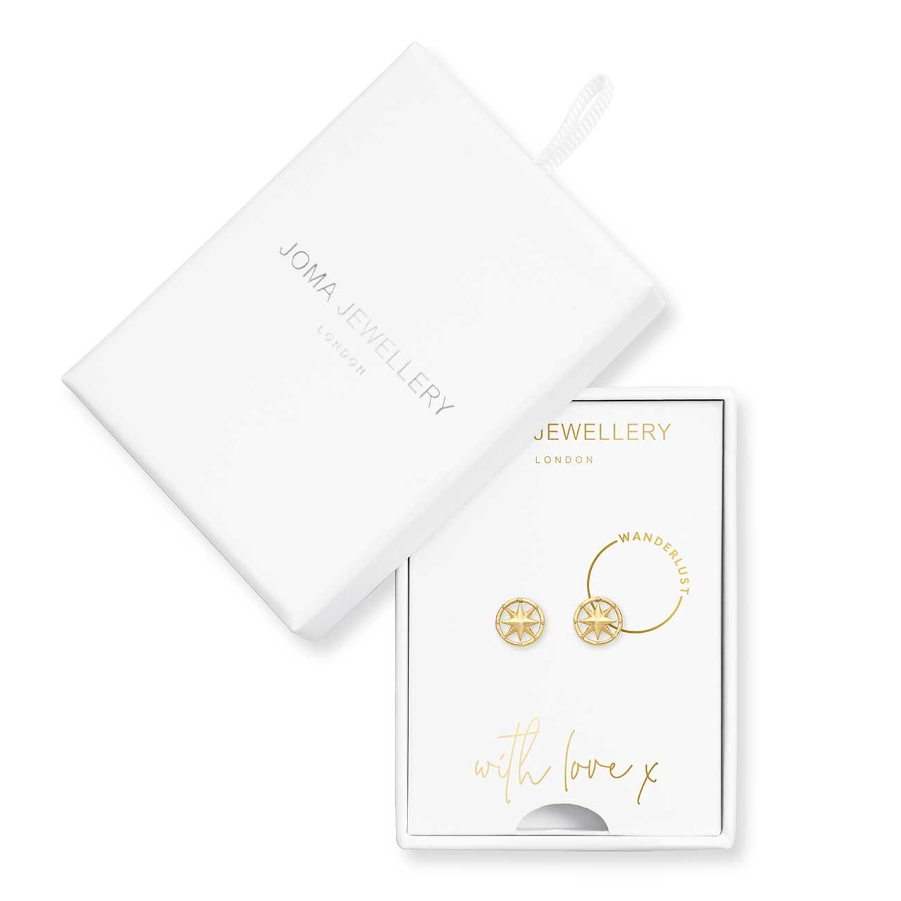 Joma Jewellery TREASURE THE LITTLE THINGS | WANDERLUST EARRING BOX
