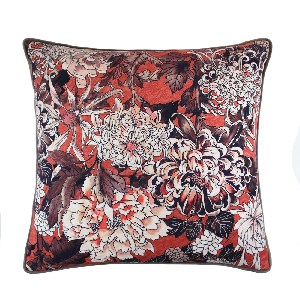 Scatter Box Sakura 45x45cm Cushion, Rose