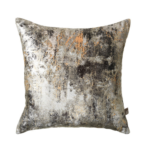 Scatter Box Untamed 43x43cm Cushion, Ochre