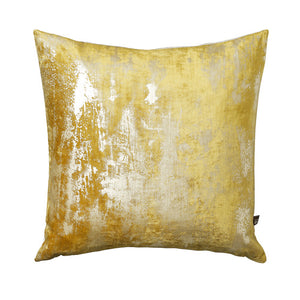Scatter Box Moonstruck 43x43cm Cushion, Ochre