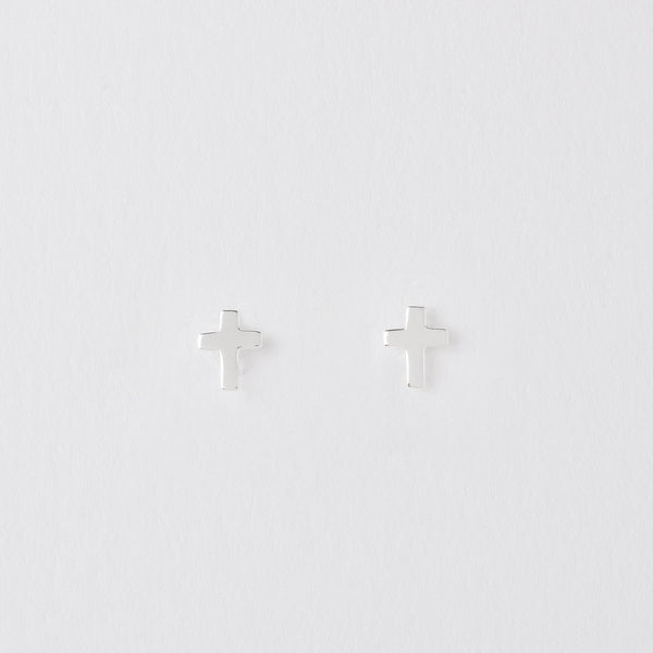 Crumble & Core Boxed Earring Card Dove w Cross