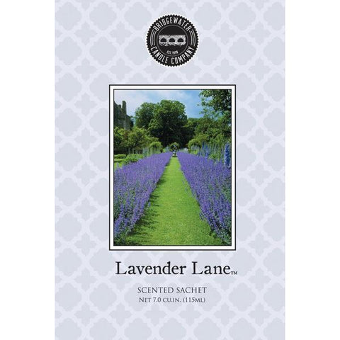 Scented Sachet Lavender Lane by Bridgewater (Large)