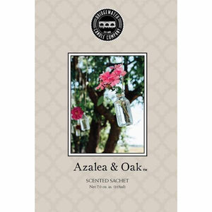Scented Sachet Azalea and Oak by Bridgewater (Large)