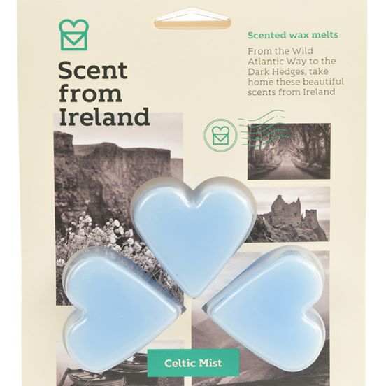 Scent from Ireland Wax Melts CELTIC MIST