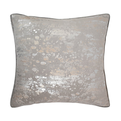 Scatter Box Kira 45x45cm Cushion, Taupe