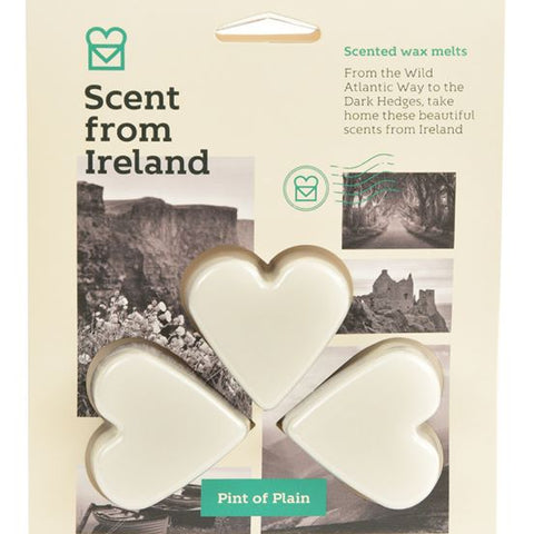 Scent From Ireland Wax Melts PINT OF PLAIN