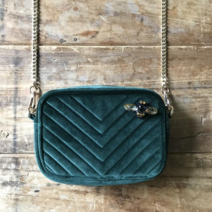 Sixton London - Soho bag in forest