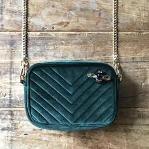 Soho bag from Sixton London in forest