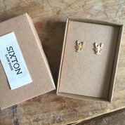 Sixton London - Lobster earrings
