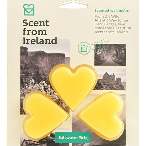 Scent from Ireland Wax Melts SALTWATER BRIG