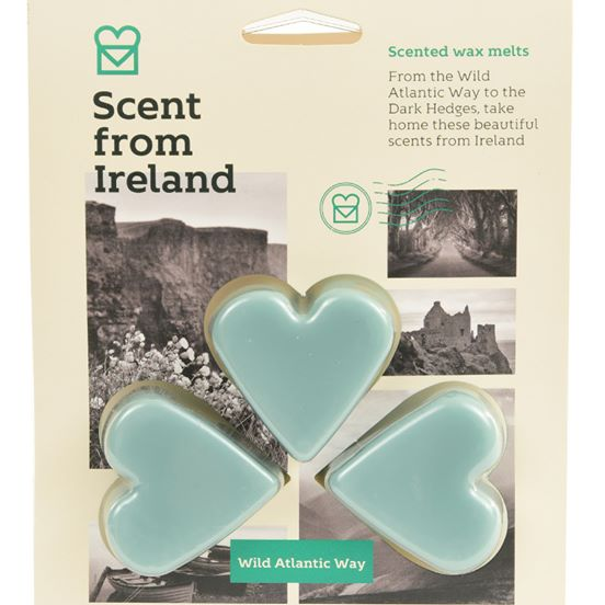 Scent from Ireland Wax Melts WILD ATLANTIC WAY