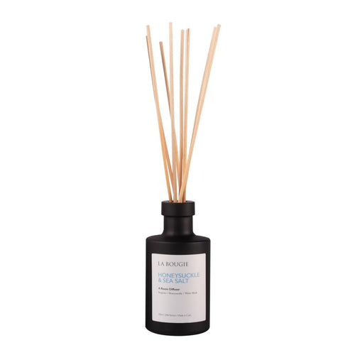 La Bougie Honeysuckle & Sea Salt Room Diffuser