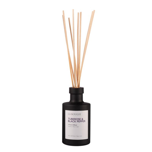 La Bougie Tuberose & Black Pepper Room Diffuser