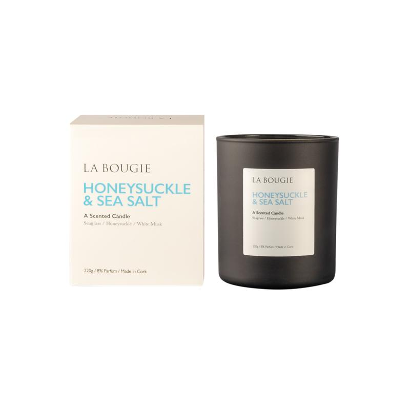 La Bougie Honeysuckle & Sea Salt Candle
