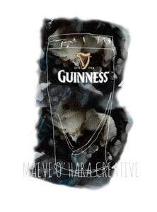 Maeve O'Hara Creative - Guinness Colourful Alcohol Illustration