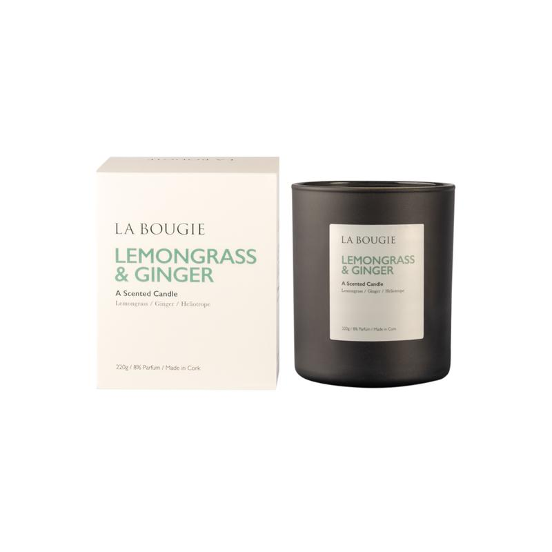 La Bougie Lemongrass & Ginger Candle