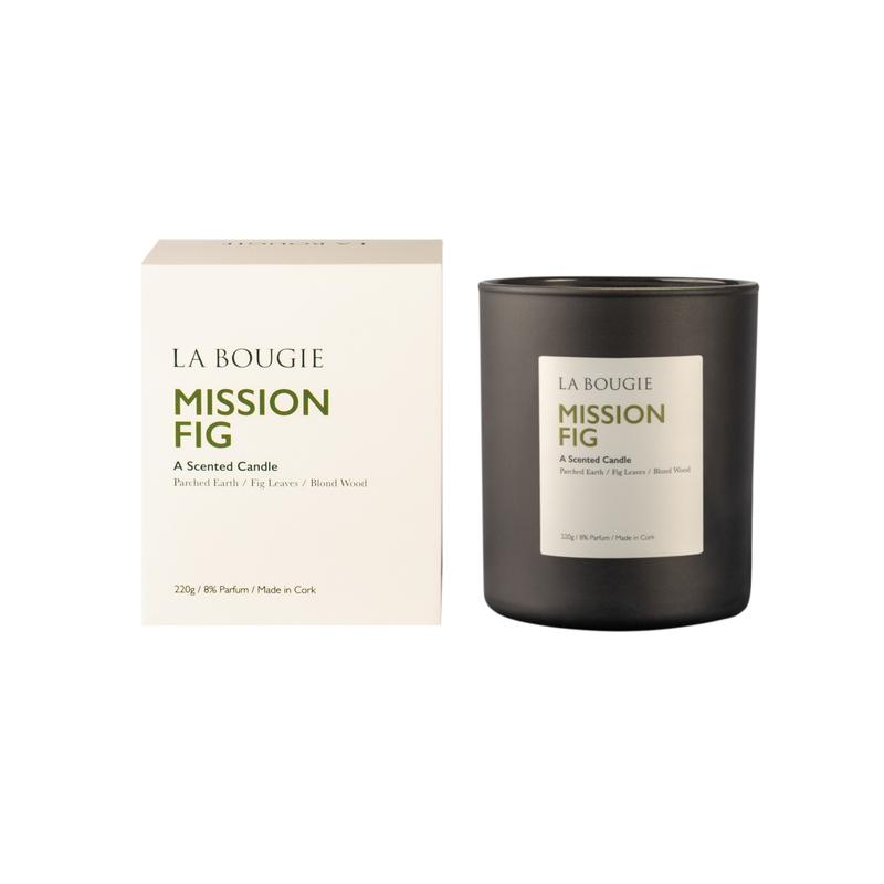 La Bougie Mission Fig Candle
