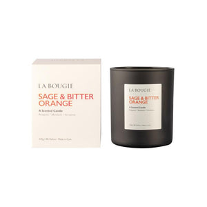 La Bougie Sage & Bitter Orange Candle