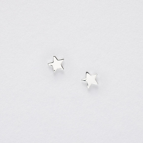 Crumble & Core Boxed Moon & Stars Earring Card