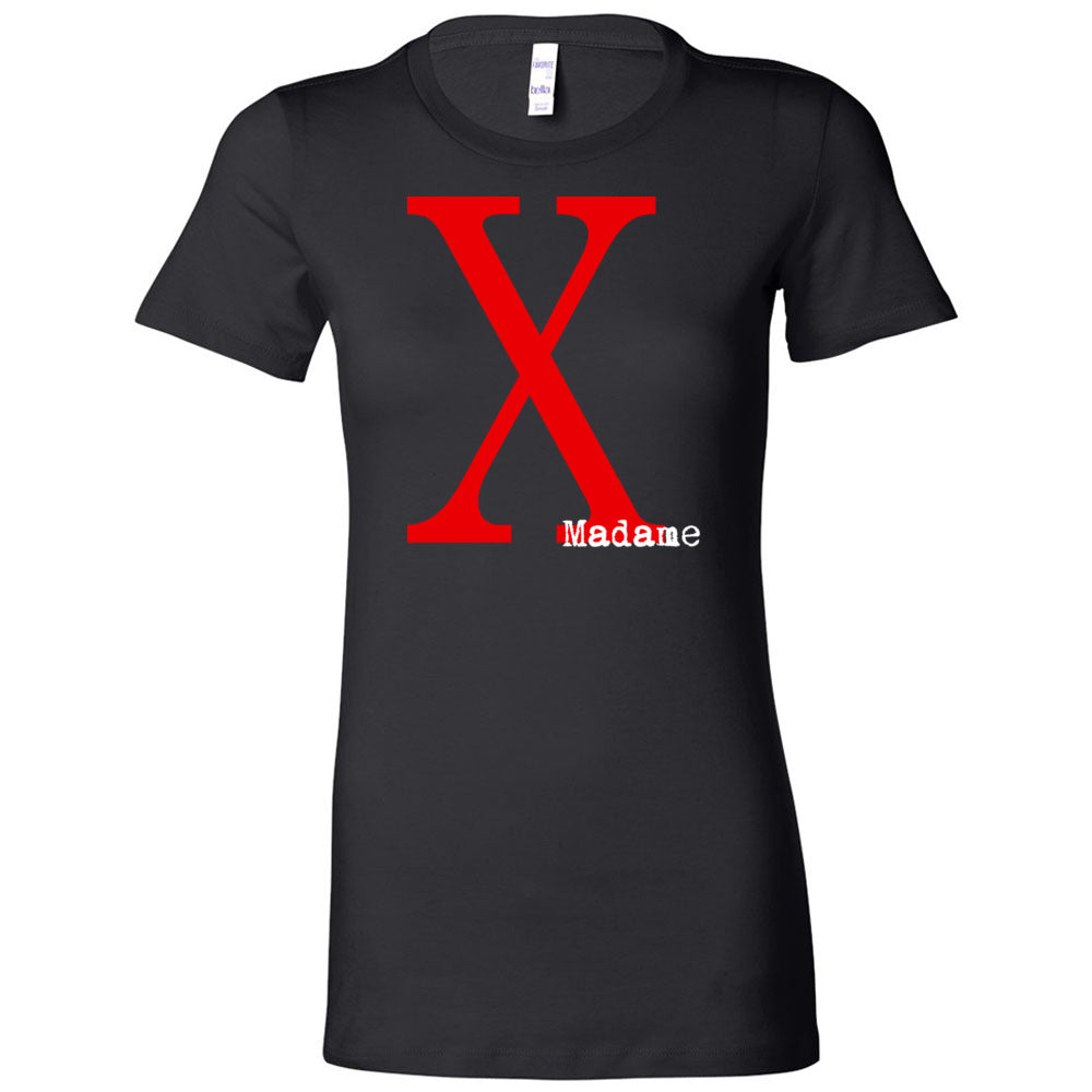 X Marks the Madame
