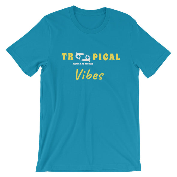 Ocean Vida Tropical Vibes T-Shirt