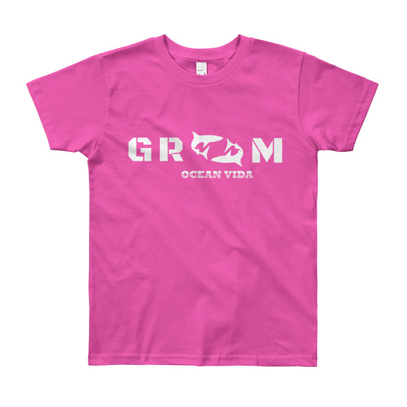 Grom 8 to 12 Years Short Sleeve T-Shirt