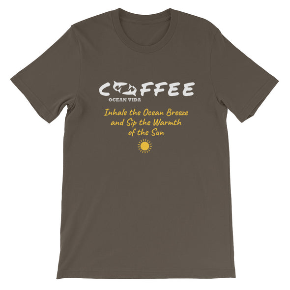 Ocean Vida Coffee Short-Sleeve T-Shirt