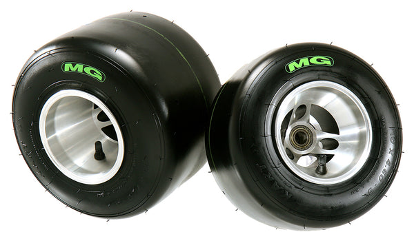MG YZ Green 10 x 4.60 - 5