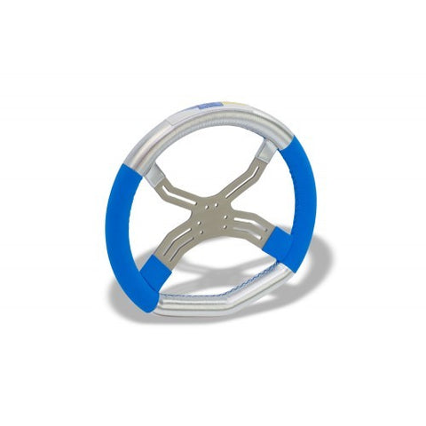 OTK FA High Grip 4 Spoke Steering Wheel- 6 Hole