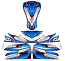 Arrow X4 Decal Kit for FP7