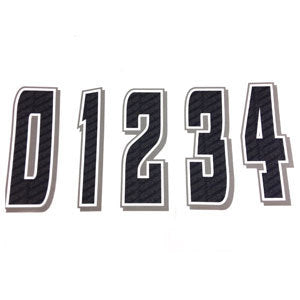 KartSport Number Sticker