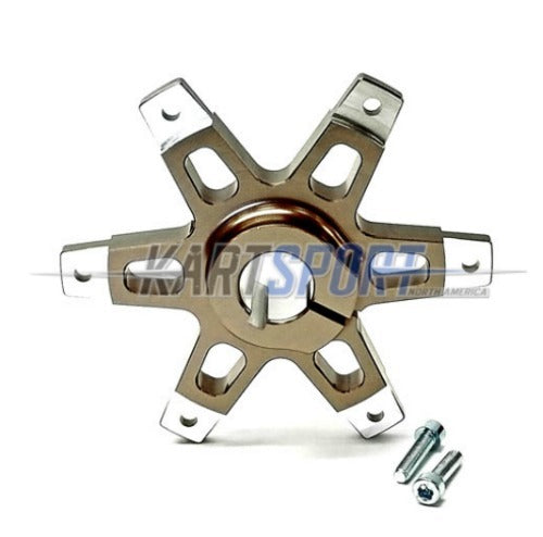 CS-CHN-SUP25 Praga Sprocket Support For 25mm Axle