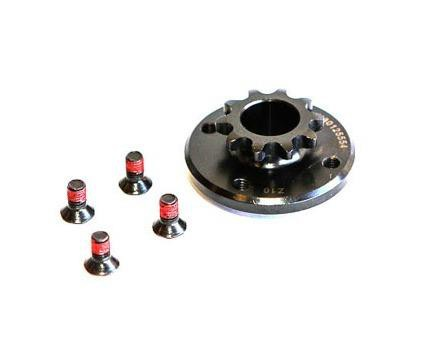 IAME Front Sprocket w/ Screws