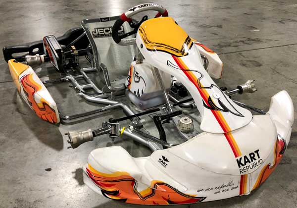 2018 Kart Republic KR2