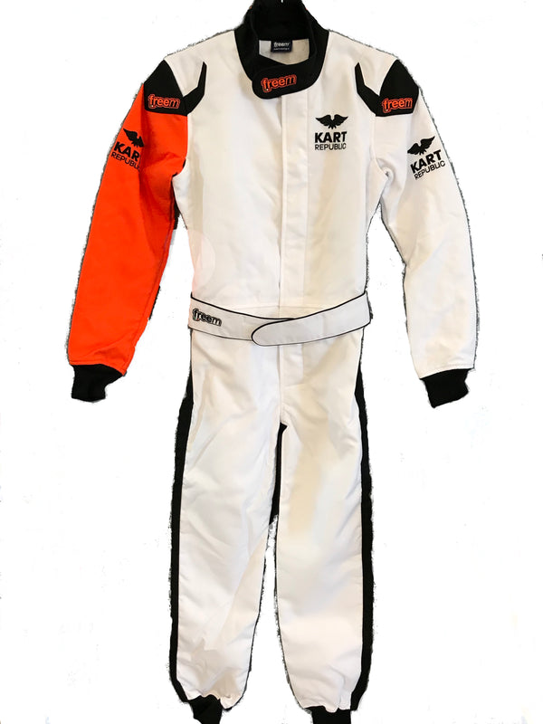 2018 STD Kart Republic Driving Suit