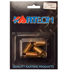 Kartech 25mm Exhaust Spring - Packet of 5
