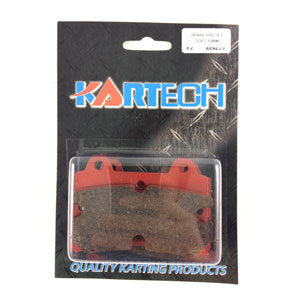 Arrow Soft Brake Pad Set 11mm