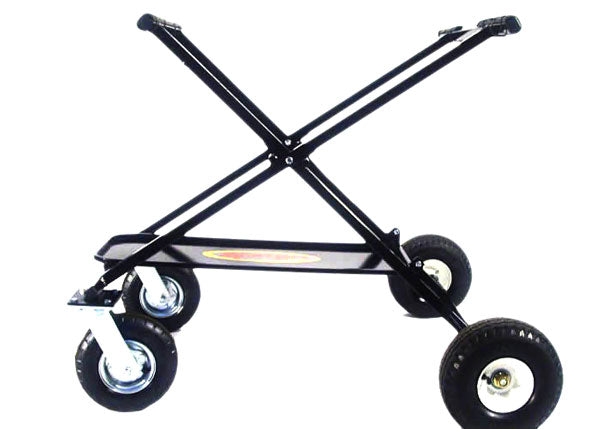 Kartlift Big Foot Scissor Stand Black
