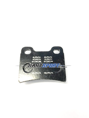 Kart Republic Rear Brake Pad (sold individual) KR2/KR3