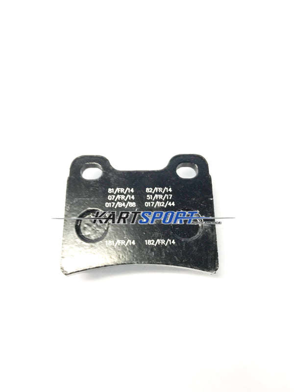 Kart Republic Rear Brake Pad (Old)