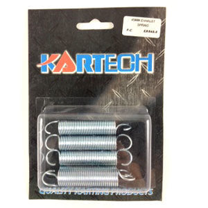 Kartech 45mm Exhaust Spring - Packet of 5