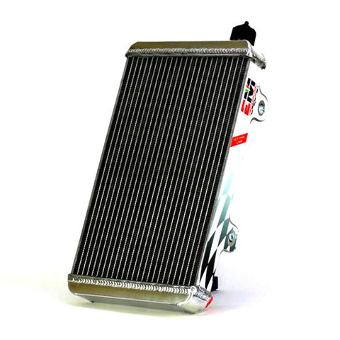 EM Technology Kart Radiator w/ Support