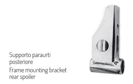 KG Rear Spoiler Frame Mounting Bracket