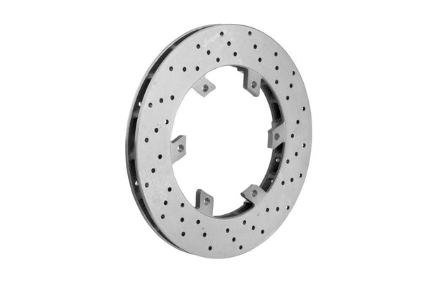 H. OTK Self Ventilated Rear Brake Disk