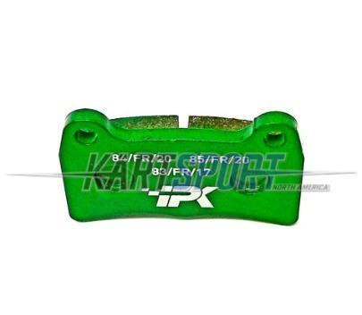 PAD-RBS-GR Praga Rear Brake Pad Green Soft