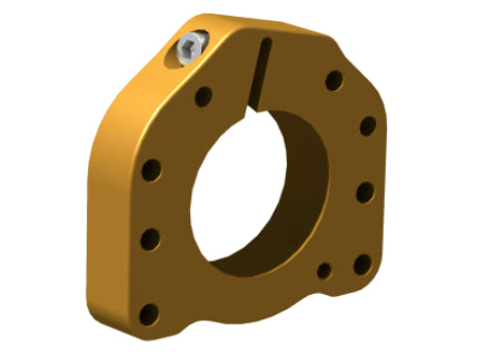 CS-CU-SUP52 Praga Bearing Flange Support 52mm for 25mm Axle