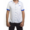 Praga White Short Sleeve Shirt