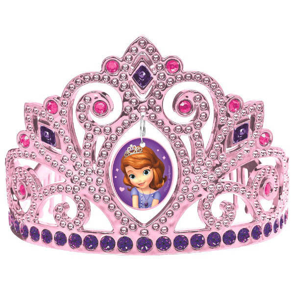 Disney Sophia The First Electroplated Tiara