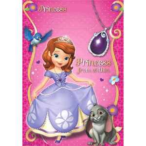 Disney Sophia The First Party Favor Bag